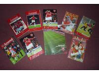 Arsenal Programmes