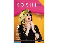 KAYA KOSHI WHOLESALE WESTERN CONCEPT SHORT TOPS