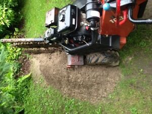 swap my trencher for your trailer