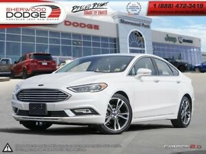 2017 Ford Fusion AWD| FULL LOAD| LEATHER| SUNROOF
