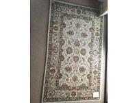 Buckingham wool rug