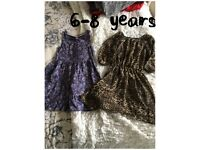 Next gap girls clothes 6 years 7 years 8 years