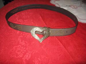 Levis womens belt