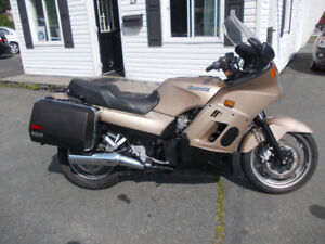 2005 Kawasaki Concours The original Sport tourer ONLY  $3795 Wow