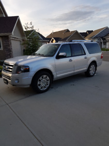 2012 Ford Expedition Max SUV, Crossover