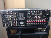 Ultrabass bx600 also amplifier