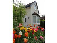 1 Bedroom Garden Flat TO RENT KT22 Bookham Leatherhead Surrey One Bed Parking Part Furnished