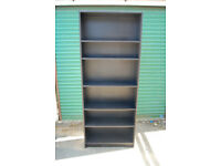 Ikea BILLY black-brown bookshelf