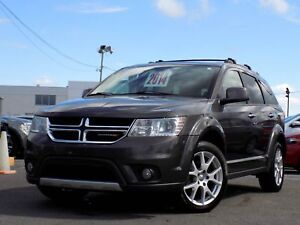 Dodge Journey Traction integrale R/T 2014
