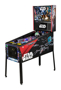 Stern Pinball Presents......STAR WARS! Contact Us!
