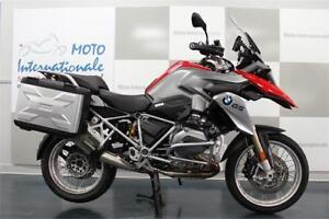 BMW R1200GS ROUGE 2013