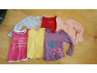 Bundle of girls clothes age 1 1/2 - 2 years