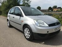 2002 52 reg FORD FIESTA 1.4 LX,JUST SERVICED, HPI CLEAR,very clean car