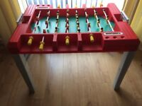 Monneret table football game