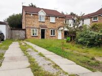 BEAUTIFUL 2 BEDROOM SEMI DETACHED HOUSE FOR RENT TO LET ALLERTON - SANDPIPER MEWS BD8 0RG