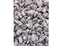 20mm granite stones