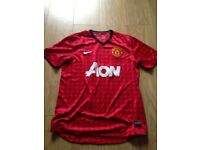 Manchester United football shirt