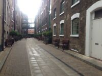 Desk Space to rent - in gated Mews off Borough High Street