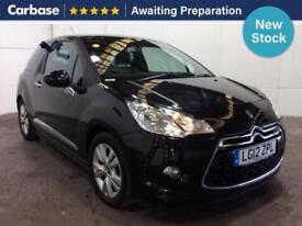 2012 CITROEN DS3 1.6 e HDi Airdream DStyle 3dr