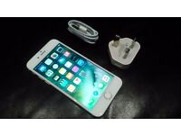 Apple iPhone 6 - 16GB - Silver (O2) - Great Condition - No Offers