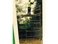 6 x 4 euro Tower scaffold