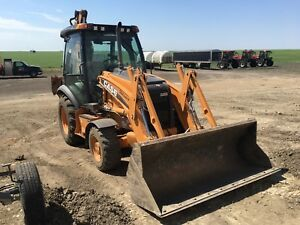 2011 CASE 580 Super N Backhoe