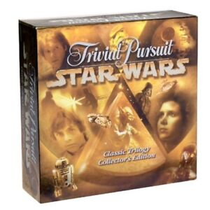 Looking for Star Wars Trivial Pursuit