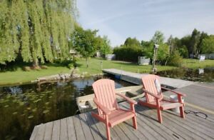 Waterfront Cottage Rental - 2018 Summer Bookings