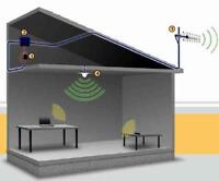 Cell Phone Signal Boosters Installation Service.