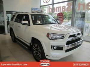 Toyota 4Runner 4WD V6 Limited 5 Passager (DEMO) 2016