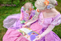 The BEST Princesses in NS! Little PRINCESS PARTIES!