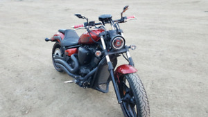 2012 Yamaha Stryker 1300cc LOW KMS mint condition
