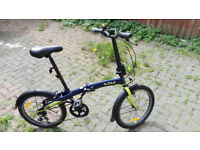 B fold 320 Folding bike decathlon