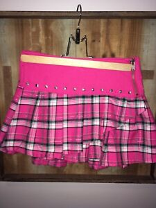 Girls size 10 JUSTICE brand Skirt