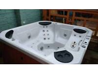 Used hot tub hydrospa