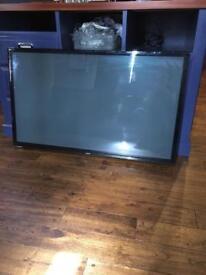 "LG 50"" Plasma HD Ready / Freeview 600hz TV"