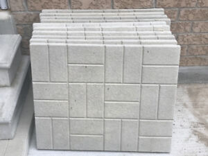 Outdoor Concrete Slabs