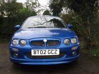 MG Zr 1.4L Spares and Repairs
