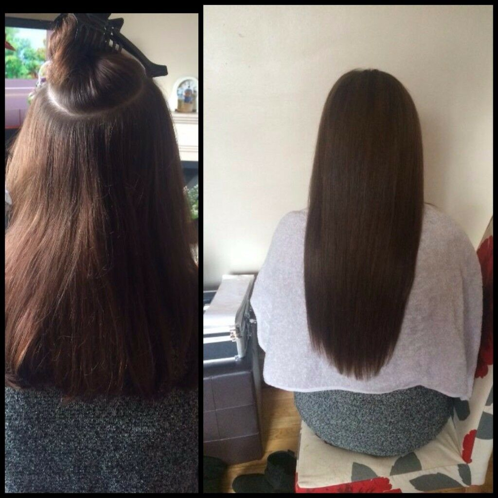 I Tipsnano Ringsrussian Hair Extensionsprofessional Mobile Hair