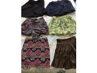 Girl's clothes mixed size 8