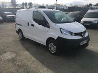Nissan NV200 DCI Acenta NO VAT !!!! (white) 2015