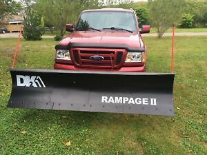 2010 Ford Ranger 4x4  automatic