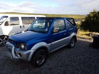 Wanted Suzuki jimny vitra wanted