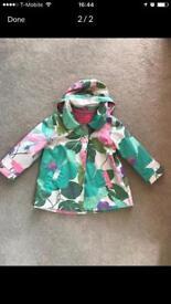 Next spring/summer rain coat