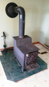Wood heater slow combustion