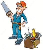 HANDYMAN SERVICE  - HOME RENO - BACKSPLASH / TILES / DRYWALL