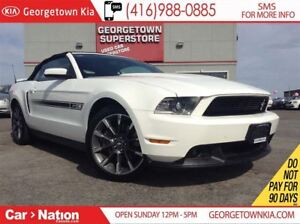 2012 Ford Mustang GT | CALIFORNIA | NAVI| RAG TOP| LEATHER| 5.0L