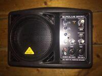 Behringer Eurolive B205D Ultra Compact 150 Watt PA/Monitor