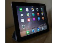 Apple iPad 3, 32GB Wifi and Cellular, Black, Immaculate Condition!