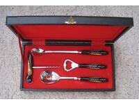 Stainless Steel Haddad Cutlery Set